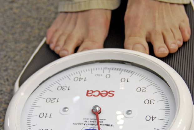 Weight Measurement on scales
